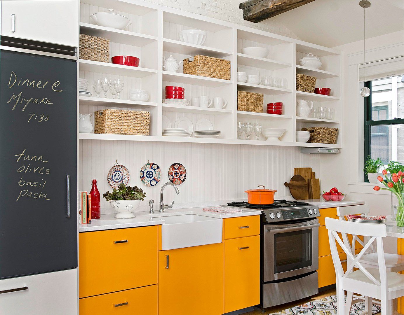 22 Mini Remodels That Make A Huge Impact In 2020 Kitchen Cabinets Color Combination Kitchen Cabinet Colors Kitchen Renovation