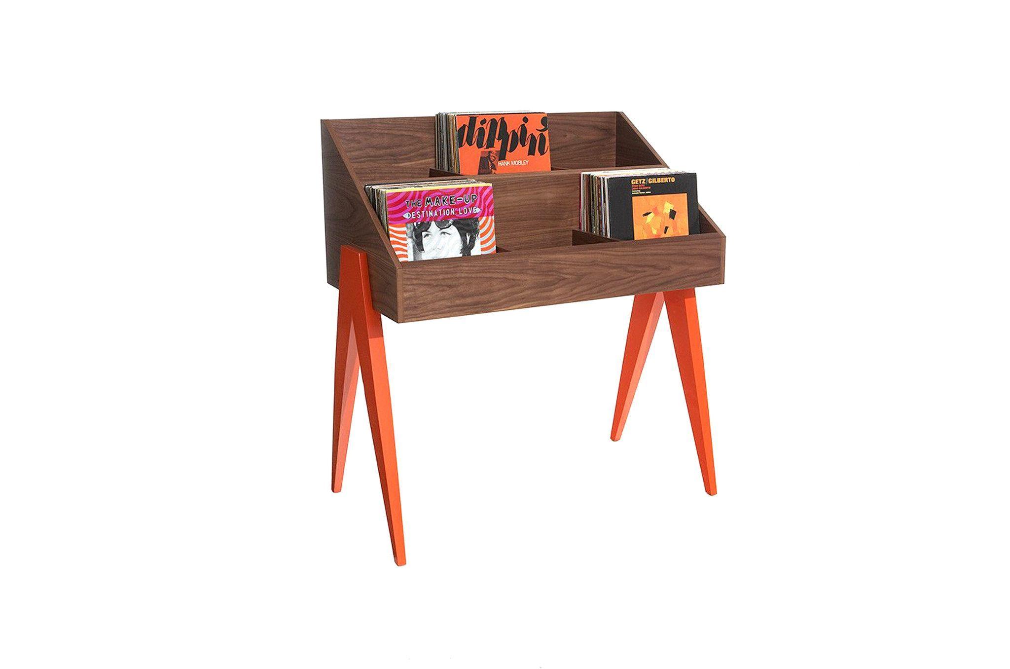 Atocha Design Record Stand Record Stand Record Cabinet Design