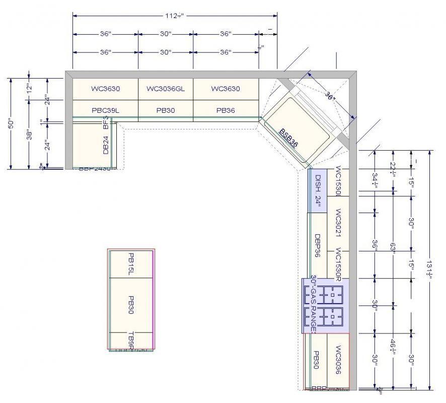 Kitchen Cabinet Floor Plans Outdoorkitchendesignsfloorplans