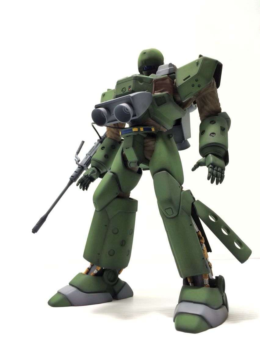1 60 SHINOHARA ARL 99 HELLDIVER Littleozworkshop Project Pushtothelimits Gundam Gunpla Modelkits Modification Custombuild Custompaint Ingram Arl