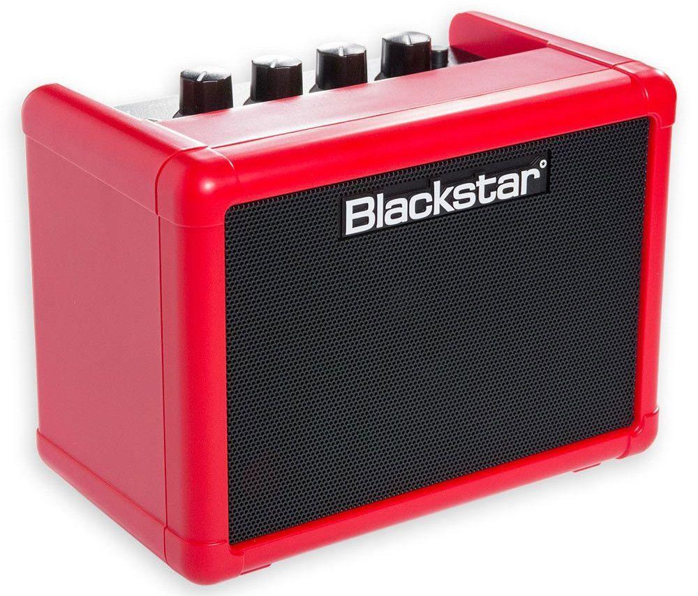 Blackstar Fly 3 Mini Guitar Amp Battery Powered Guitar Amp Guitar Amp