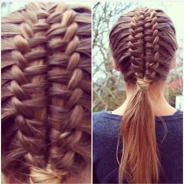 25 Best Ideas About Big Hair On Pinterest: Best 25+ Infinity Braid Ideas On Pinterest