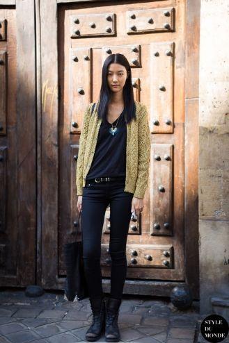 STYLE DU MONDE / Paris FW SS2014: Ji Hye Park  // #Fashion, #FashionBlog, #FashionBlogger, #Ootd, #OutfitOfTheDay, #StreetStyle, #Style