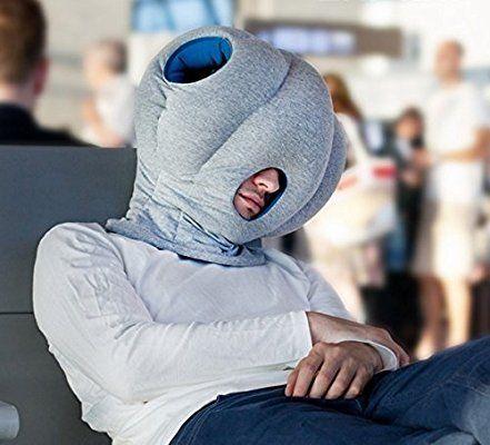 Kopfkissen Der Besonderen Art Einschlafhilfe Schlafen Uberall