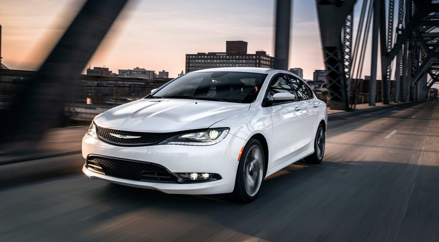 2020 Chrysler 200 Exterior and Interior