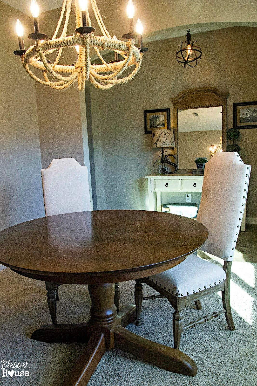 Knock Off No Sew Dining Chairs Restoration Hardware Dining Chairs - Knock off restoration hardware dining table