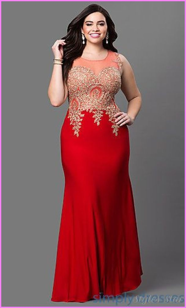 nice Plus size prom dresses | Plus size formal dresses, Plus ...