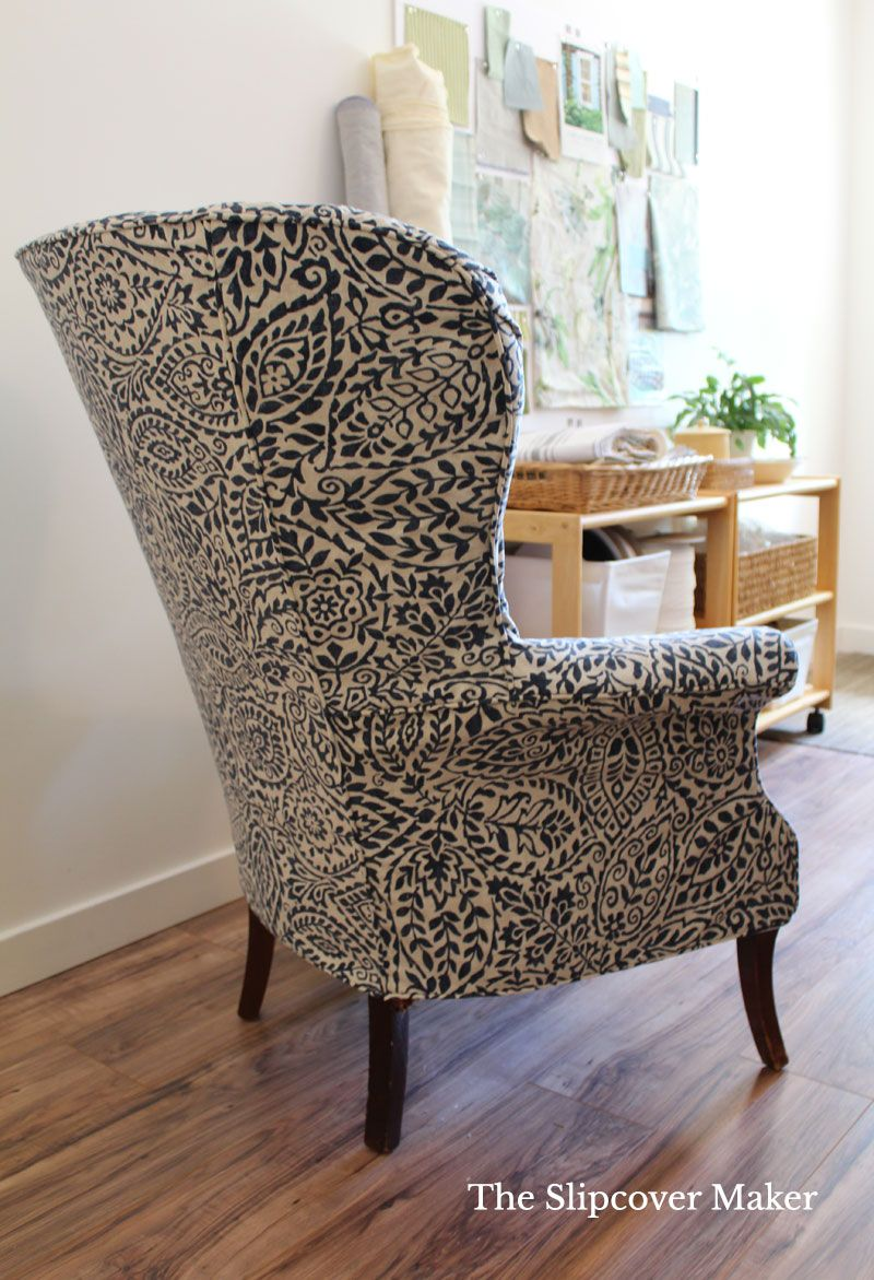 Stunning Slipcover Makeovers for Estate Sale Chairs ...