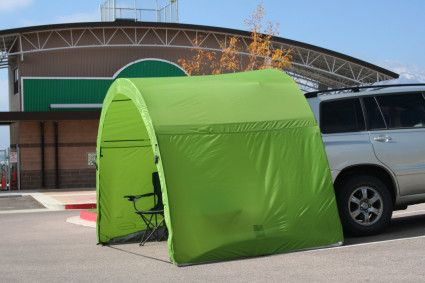 ArcHaus™ Shelter u0026 Tailgate Tent Canopy & ArcHaus™ Shelter u0026 Tailgate Tent Canopy | Camping vacation ...
