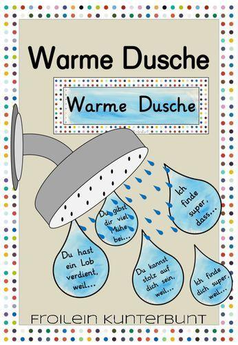 Warme Dusche Lehreralltag (mit Bildern) Unterrichten