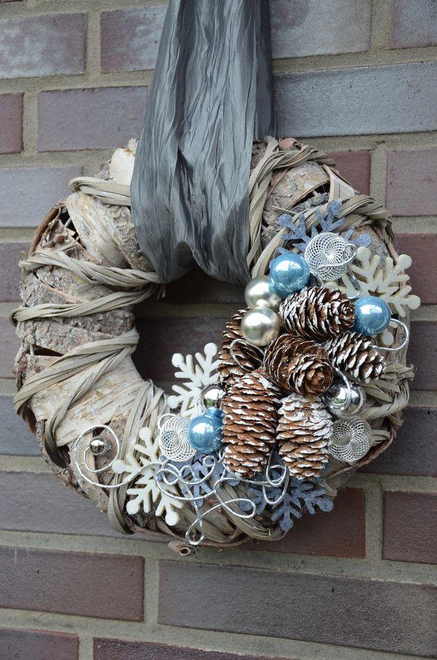 Kränze   *Türkranz* Weihnachten Shopname: Au0026E Deko   Ein Designerstück Von  Antonina 85 Bei DaWanda
