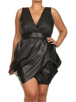 5e011cc237f Plus Size Club Wear