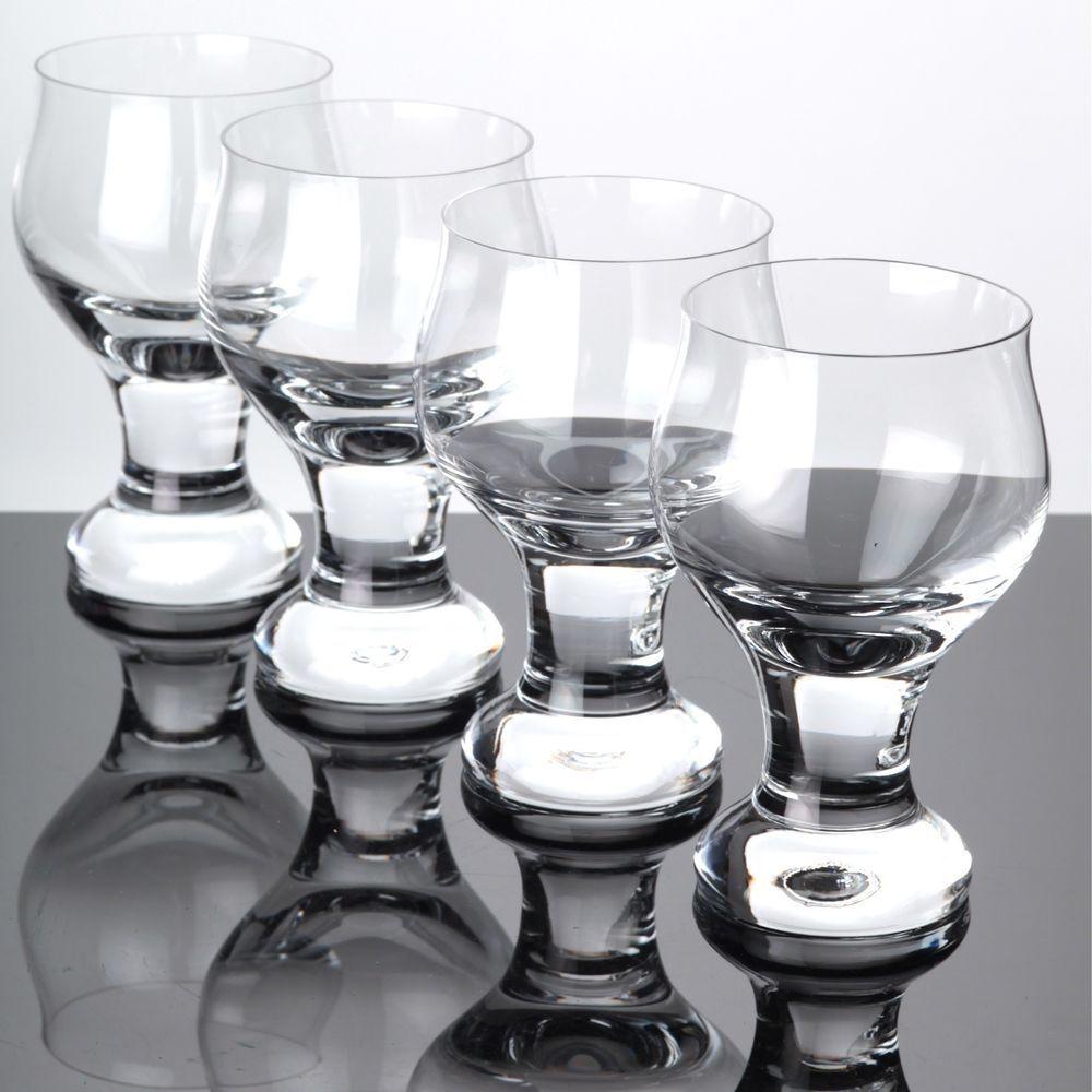 Wassergläser 4 schwere gläser weingläser wassergläser rotweingläser