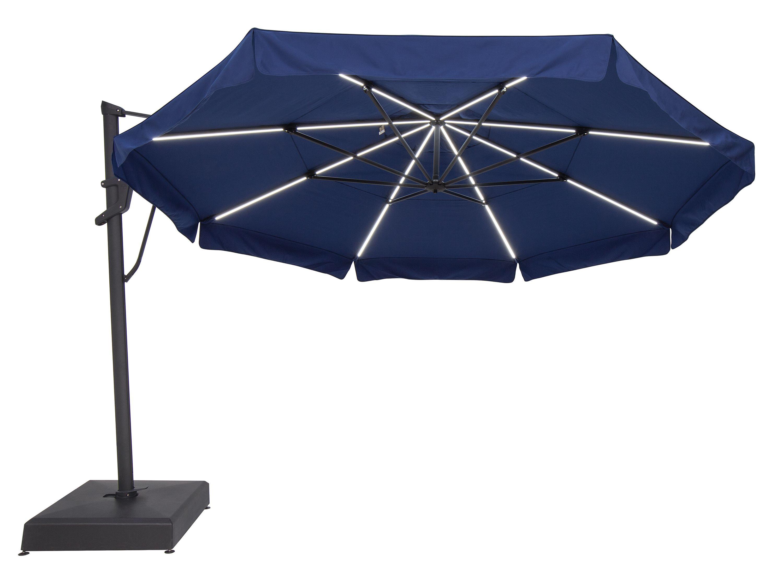 13 Starlux Akz Plus Cantilever Umbrella Cantilever Umbrella Outdoor Porch Umbrella