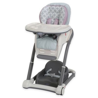 Graco Blossom Dlx 4 In 1 High Chair Seating System In Raena