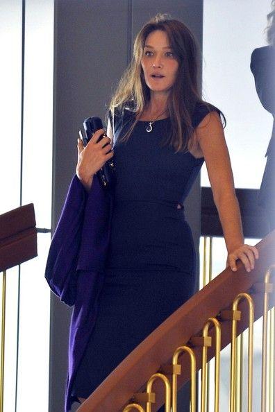 Carla Bruni Sarkozy Photos Photos Celebs At Farida Khelfa S Wedding Carla Bruni Fashion Design Fashion