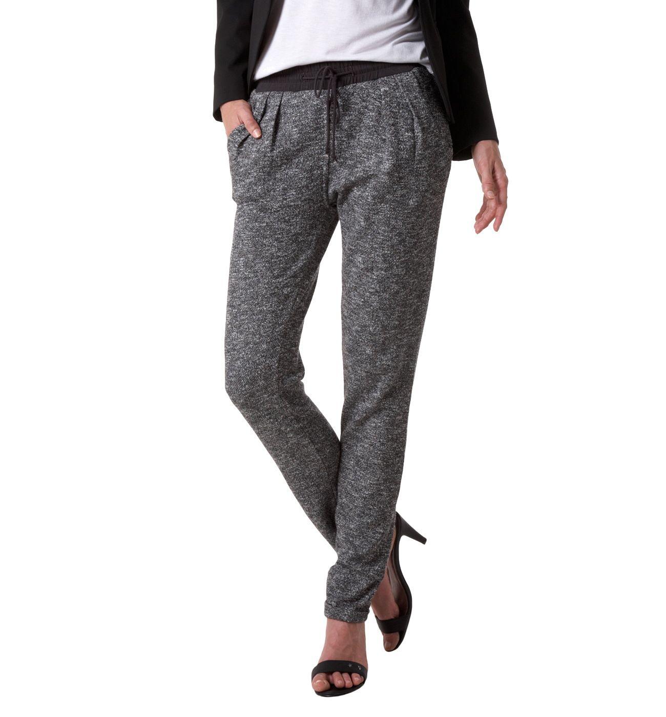 pantalon de jogging femme gris pantalons femme promod jogging pinterest pantalon. Black Bedroom Furniture Sets. Home Design Ideas