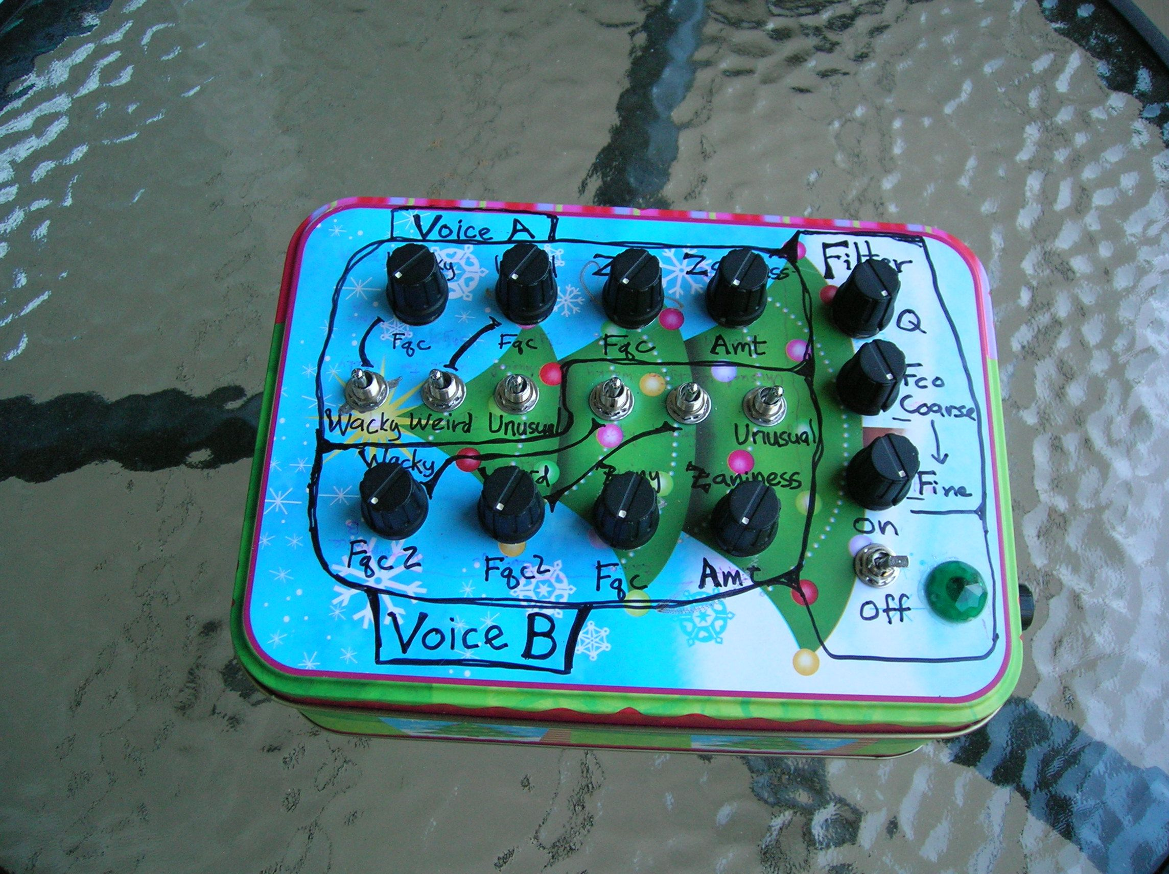 Weird Sound Generator Electronics projects, Gaming