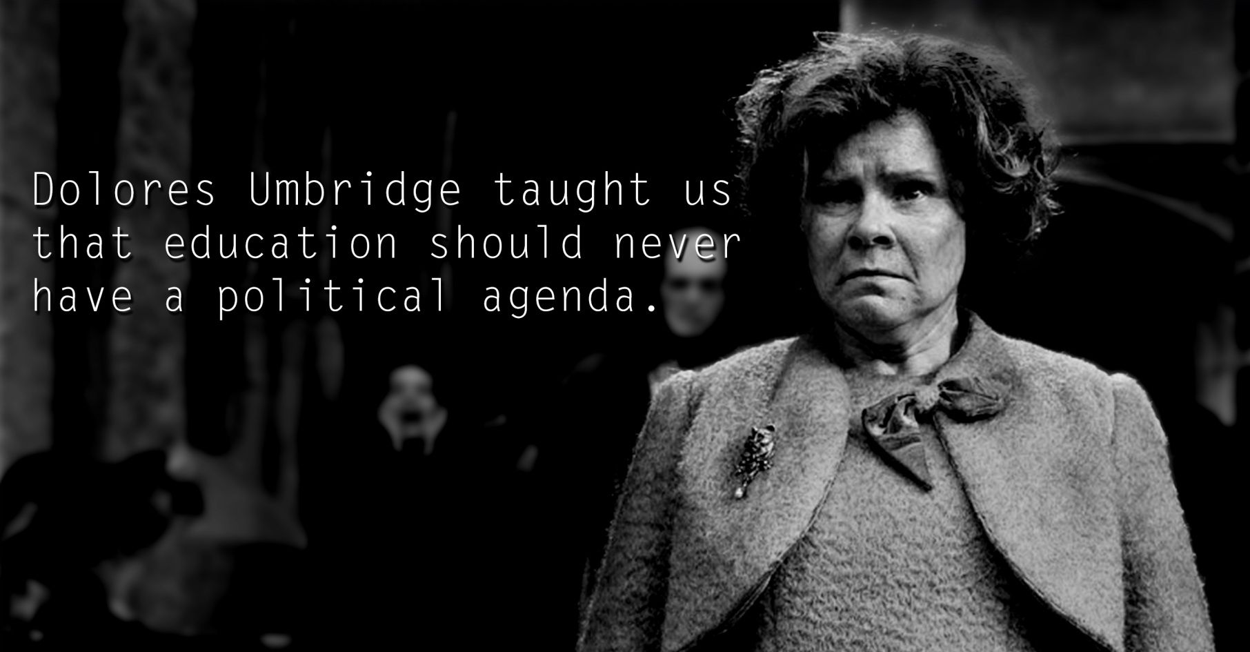 Dolores Umbridge See The 30 Things That Harry Potter L I F E