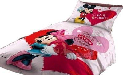 Walentynki Posciel Myszka Minnie Mickey 140x200 6695762437 Oficjalne Archiwum Allegro Baby Car Seats Baby Car Car Seats