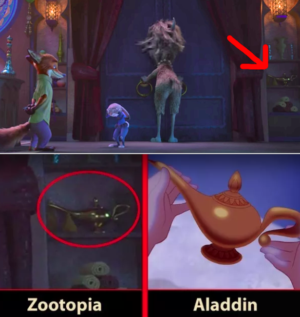 27 Disney Movie Easter Eggs You Ve Never Noticed Before Disney