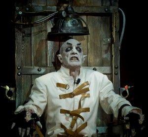 Circo De Los Horrores Horror Circo Manicomio