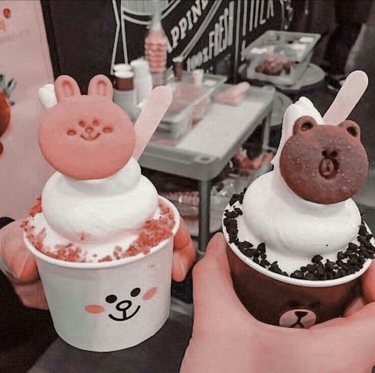 pin by baek on aes soft aesthetic food