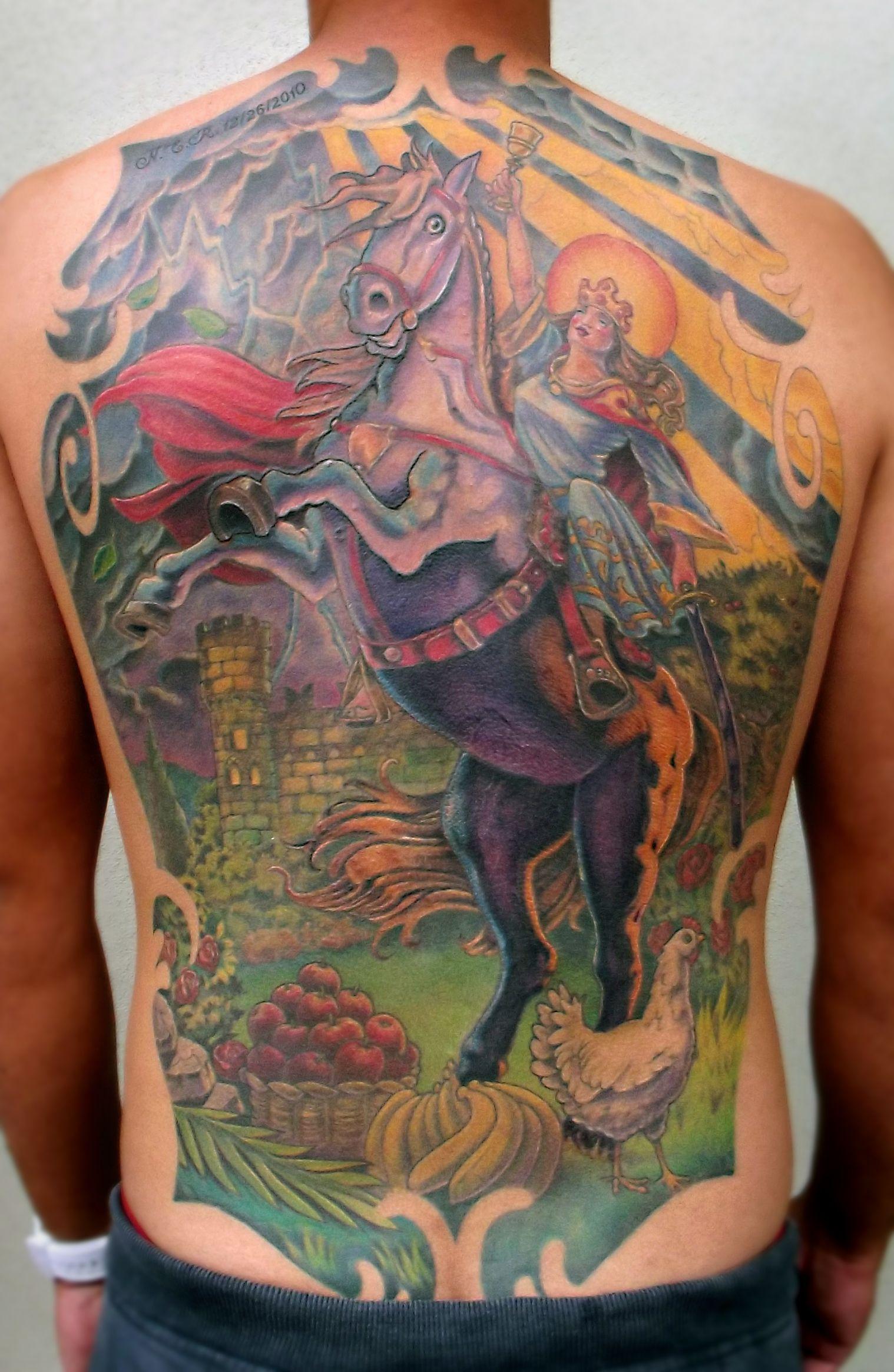 Best miami tattoo shop santa barbara