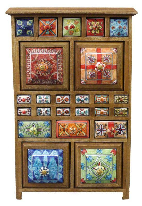 2601 551 800 muebles con color - Muebles estilo marroqui ...