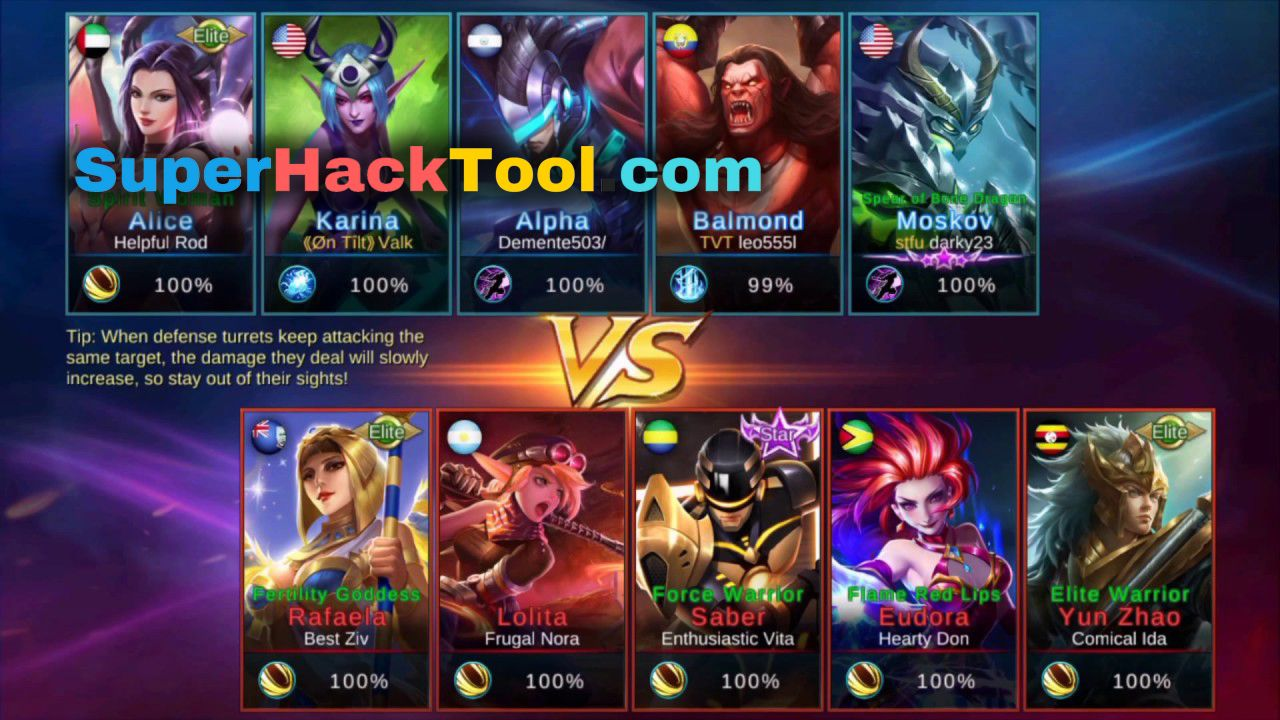 Pin On Mobile Legends Hack And Cheats Generator