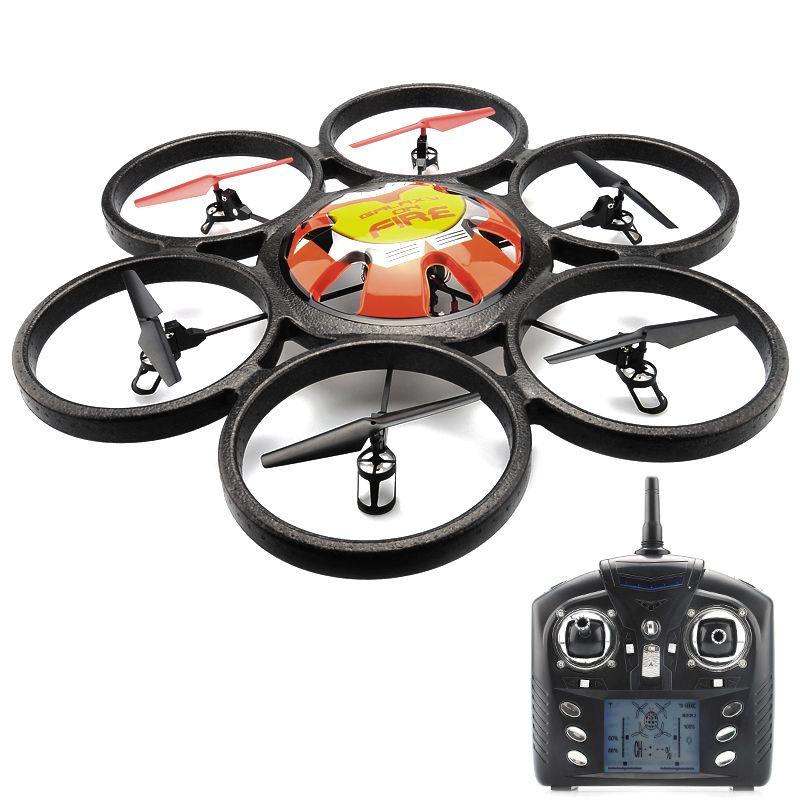 drone hubsan h107c