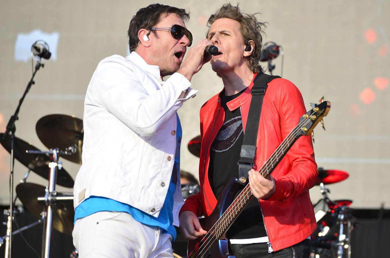 Duran Duran la tiene muy fácil. Con una lista extensa de mega hits globales para elegir y una banda que suena...