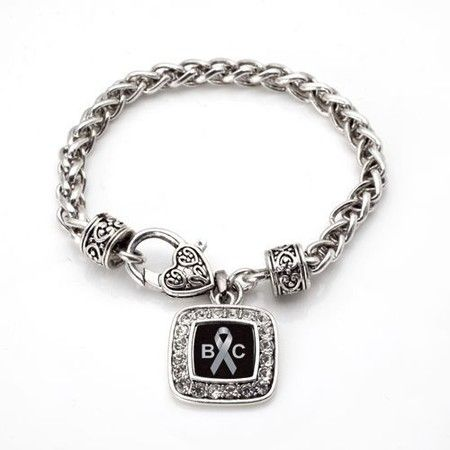 Brain Cancer Awareness And Support Bracelet