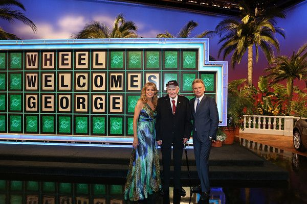 George, 89, Wished to attend Wheel of Fortune! #WishConnect