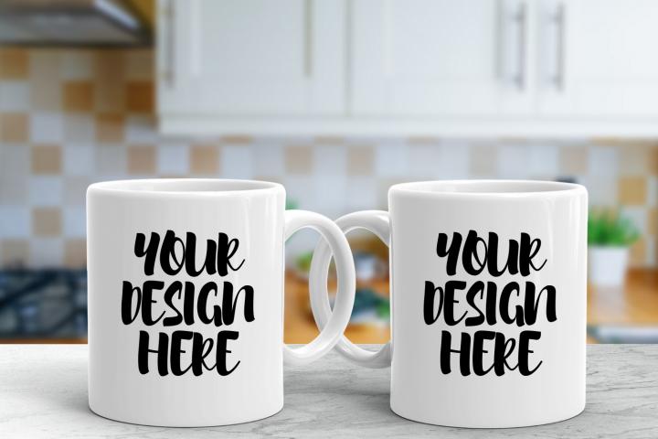 Couple White Mug Mock Up 2160x1440px 277463 Mockups Design Bundles Mugs Mockup Design Mockup