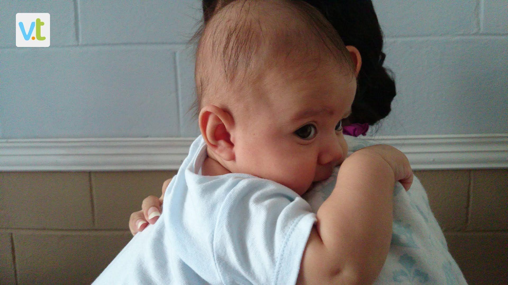 Cómo prevenir bebé cabeza plana