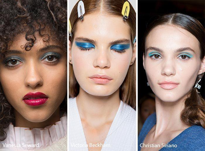 Spring/ Summer 2017 Makeup Trends   Subtle smokey eye, Smokey eye ...
