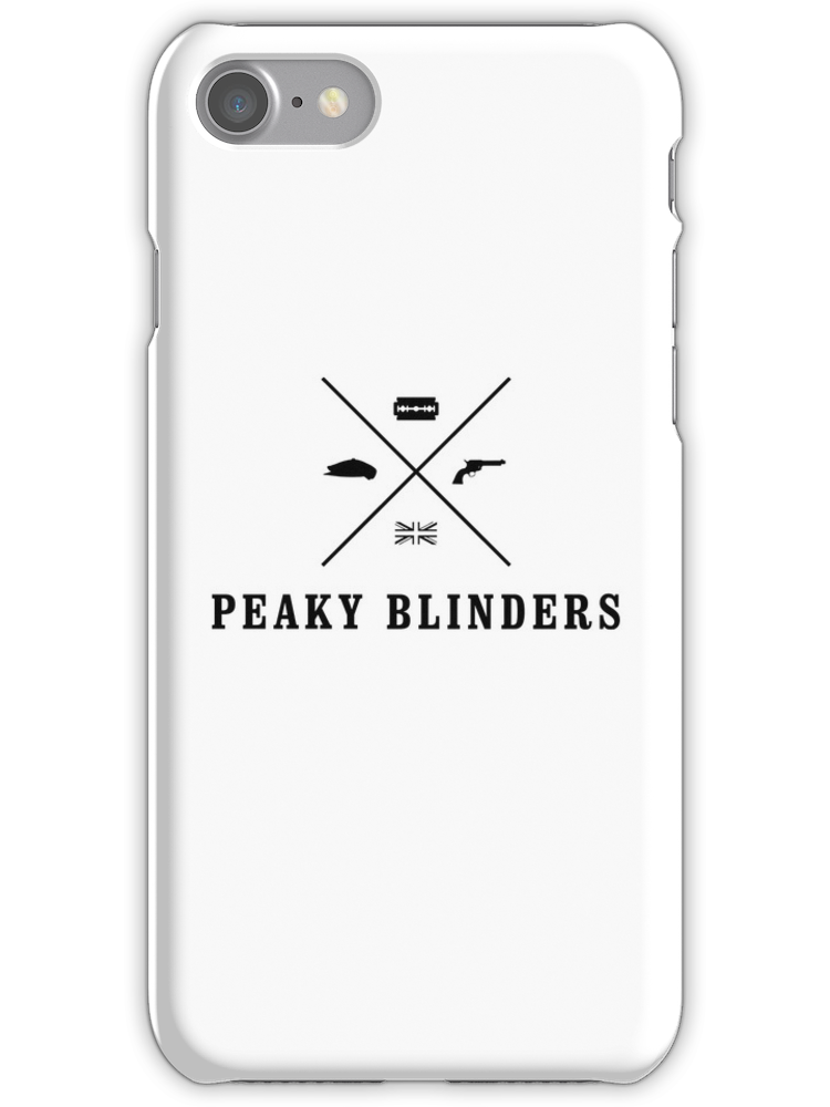peaky blinders iphone 7 plus case