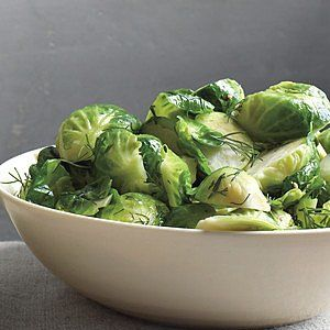 Brussel Sprout Recipes Healthy Steamed