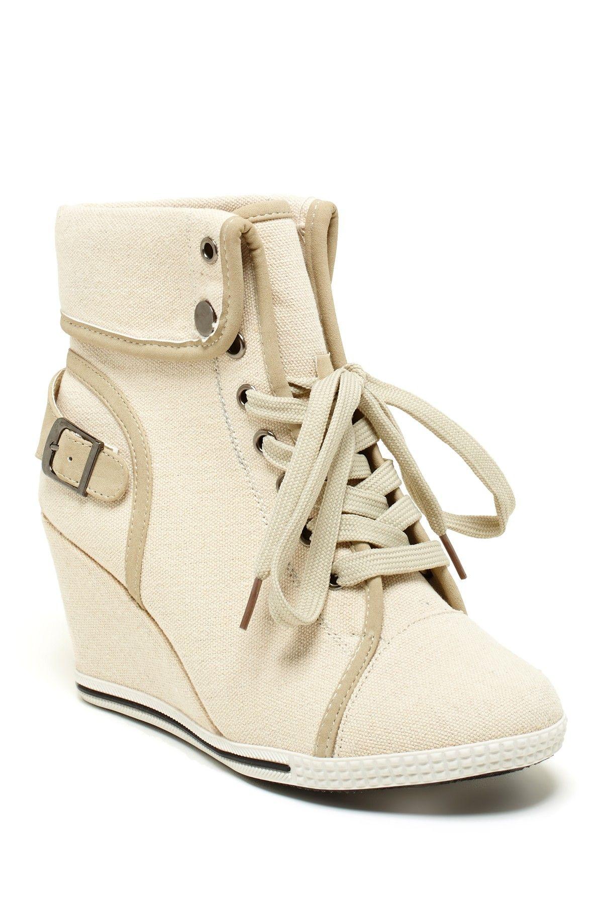 8039f116770 Aviva Wedge Sneaker