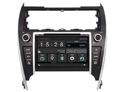 260 00 8 Car Dvd Player Gps Radio Stereo Navi For Toyota Camry