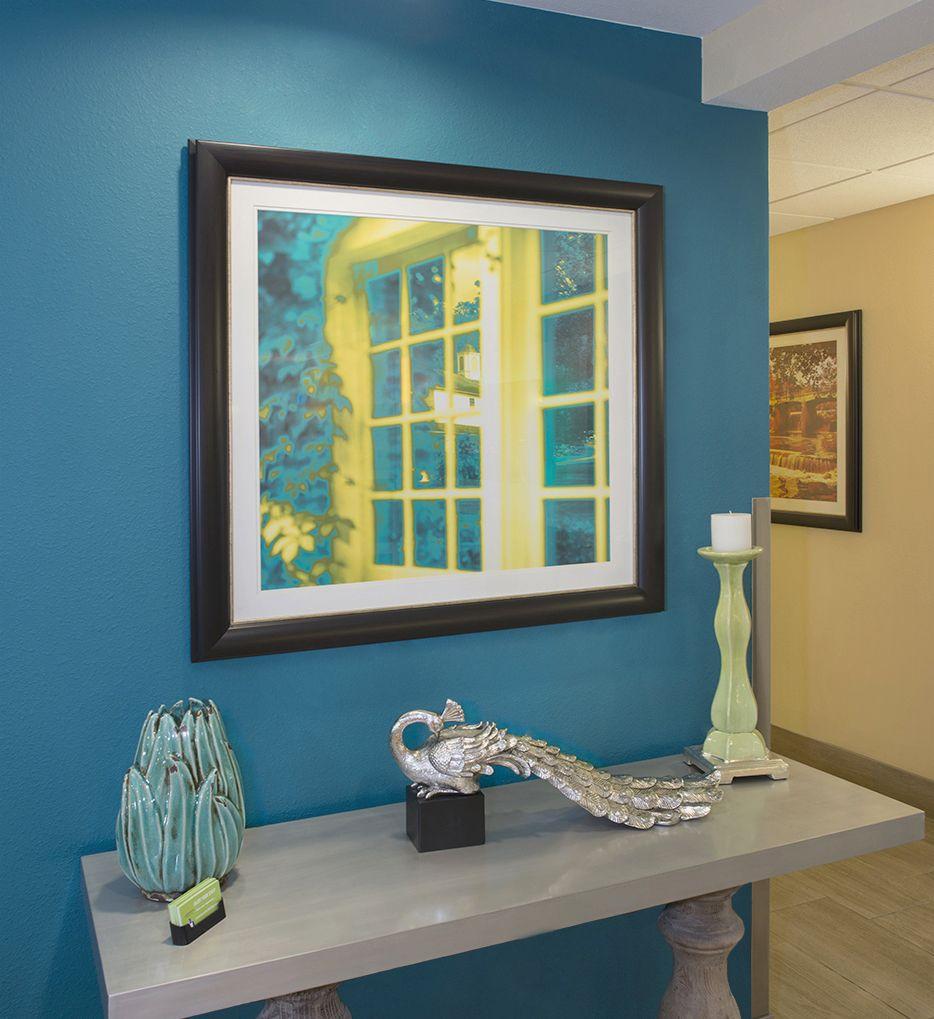 Framed Print At The La Quinta Inn U0026 Suites In Rochester, MN #kahlerphoto #