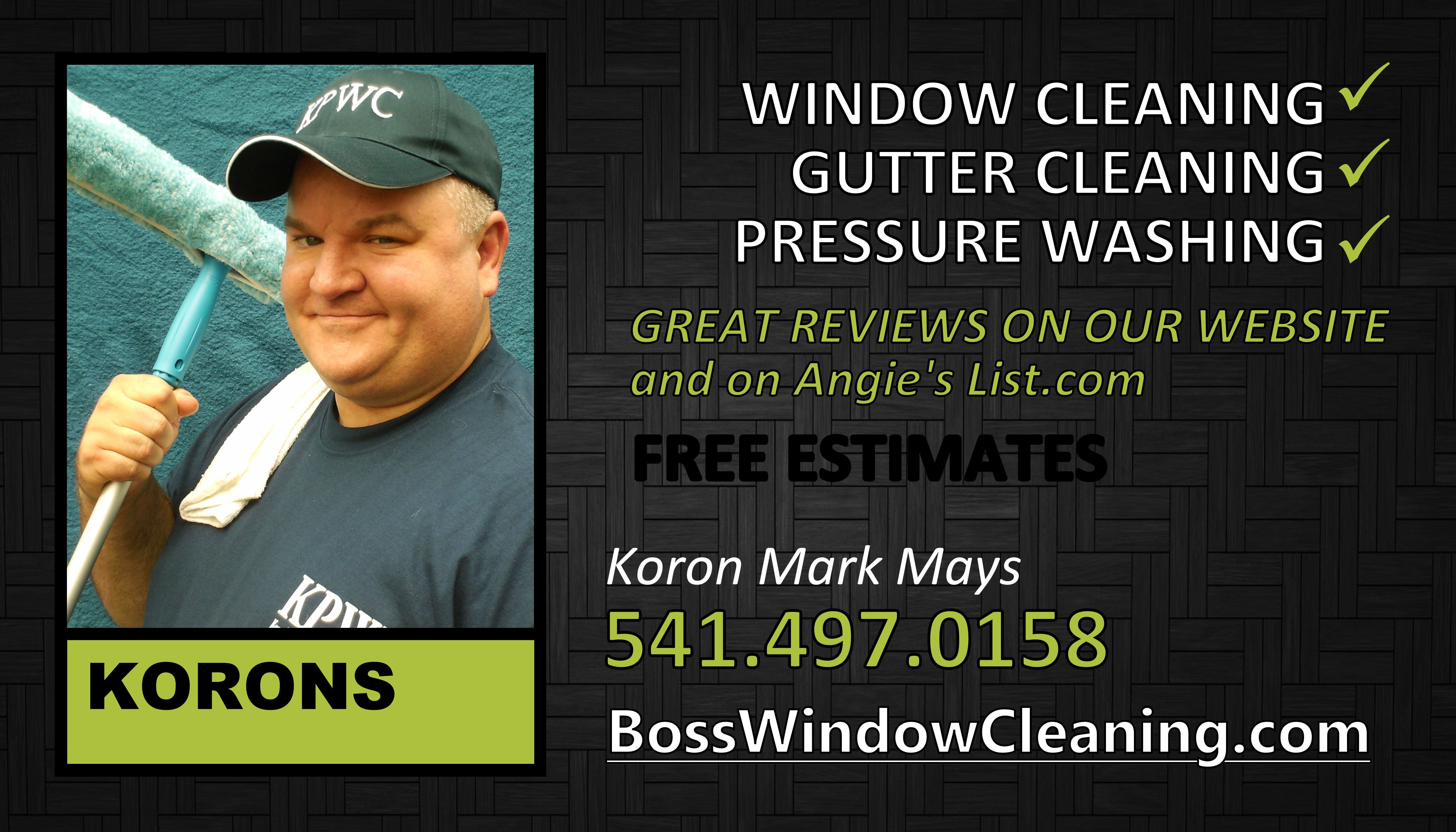 window cleaning business card korons pinterest
