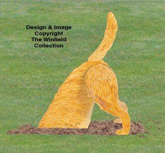 winfield patterns | Diggin' Dogs Pattern Set #2