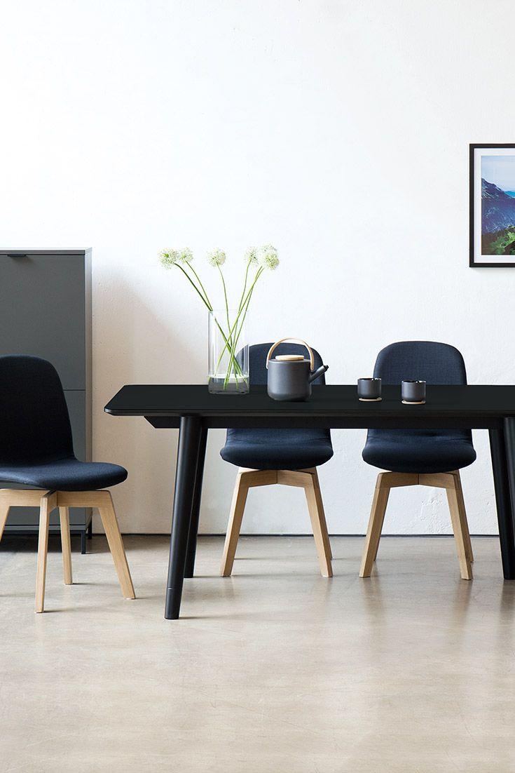 Esstisch Helvig II | Pinterest | Anthrazit, Stuhl und Schränkchen