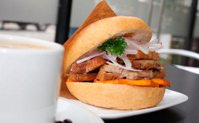 Pan con Chicharron, a breakfast delight | Food - Peruvian ...
