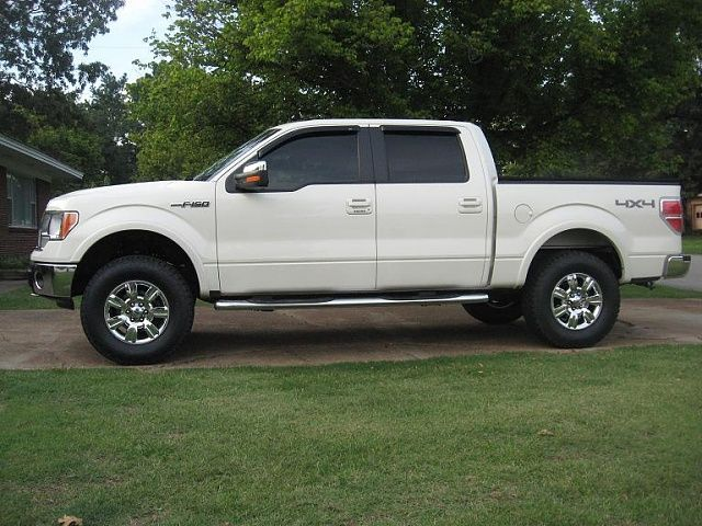 2013 Ford F150 1 Inch Truxxx Front Leveling Kit Trucks Ford