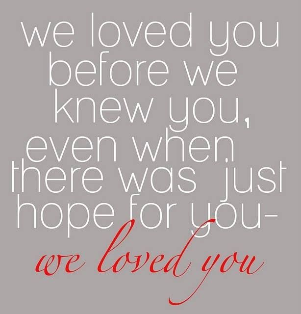 Quotes About Adoption Adoption Quotes  Baby Of Mine  Pinterest  Adoption Quotes .