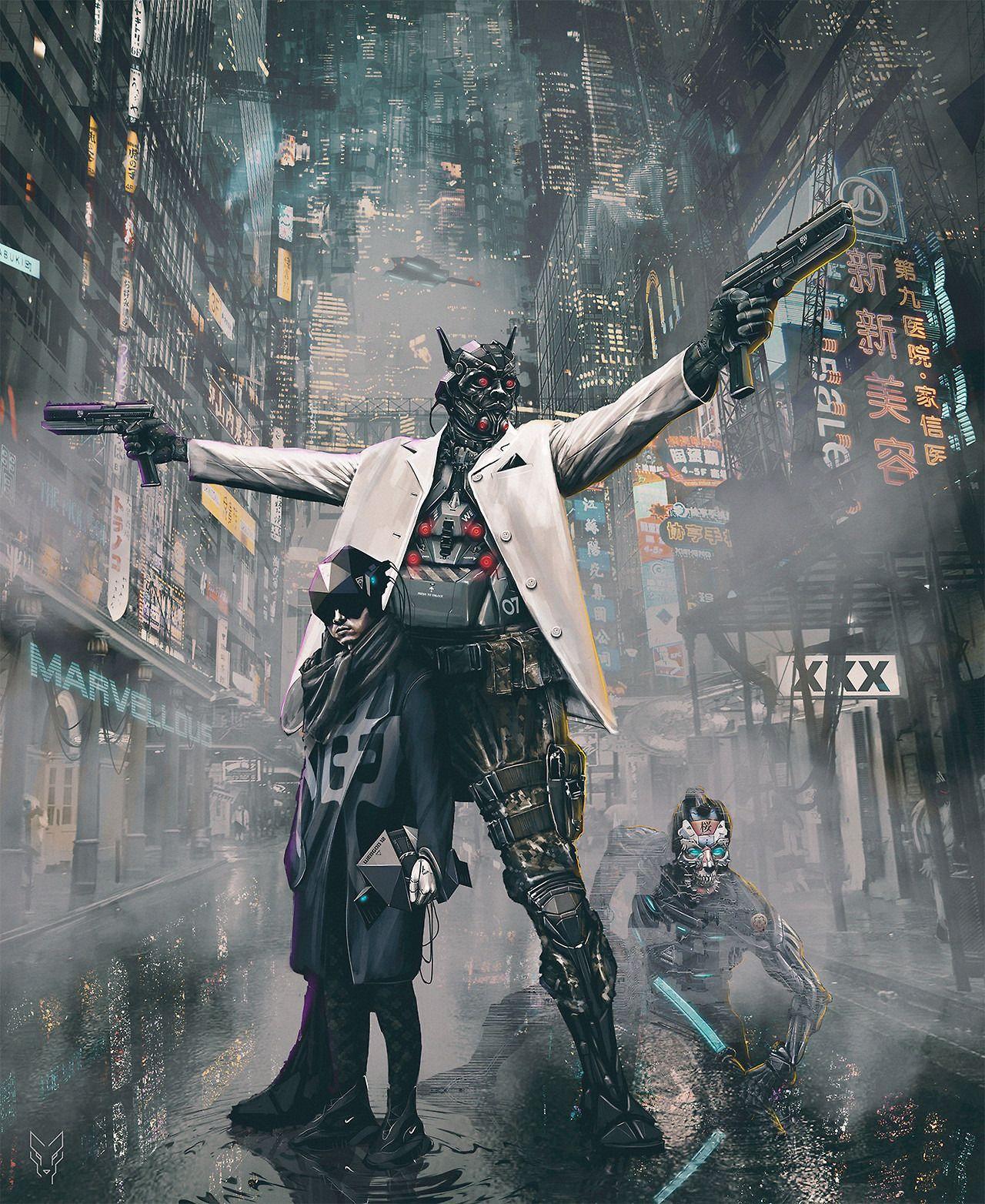 Cypulchre Cyberpunk Cyberpunk Rpg Cyberpunk City