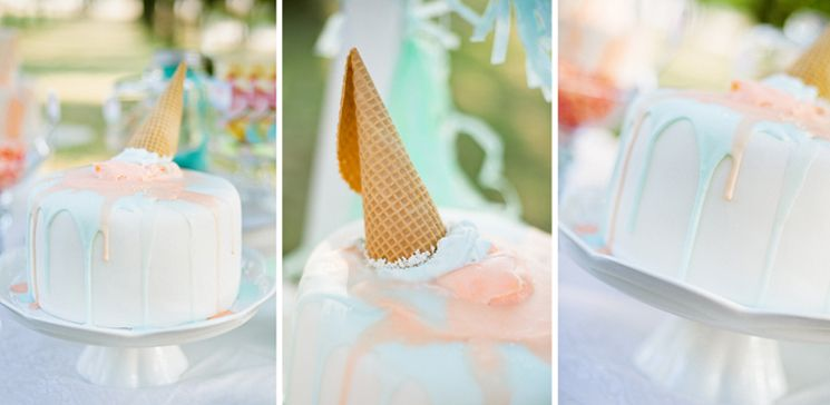 Ice Cream Styled Shooting » Blog